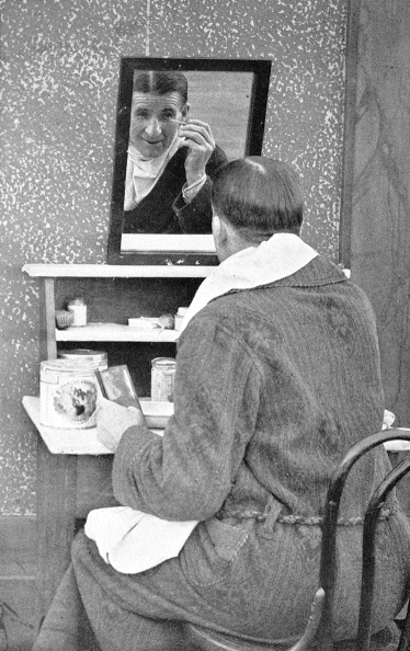 In the past the only men that you would find wearing make-up were actors on stage, Clowns in a circus or cross dressers, these days though more and more men are wearing cosmetics.