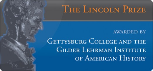 'Lincoln's Sword' received the Lincoln Prize for the finest scholarly work on Abraham Lincoln in 2007.
