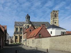 Basilica (Abbey) of St. Servatius, Grimbergen