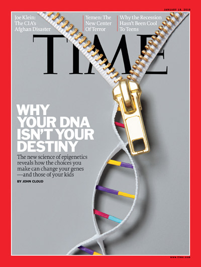 January 2010 TIME Magazine Cover