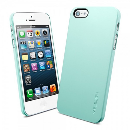 Ultra-thin iPhone 5 case