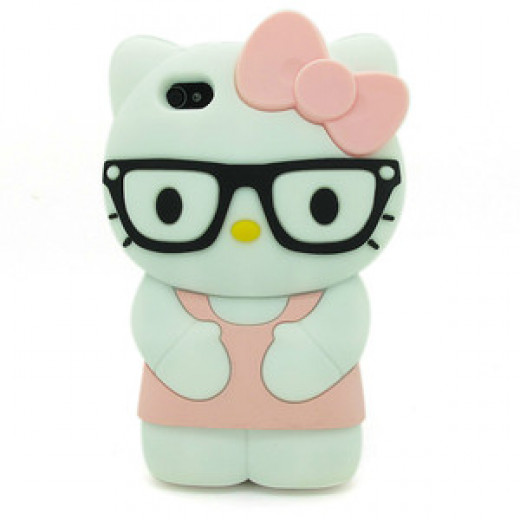 3d cartoon iPhone 5 case