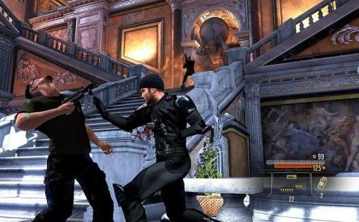 Hand-to hand combat