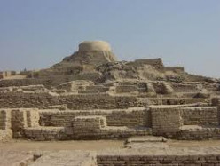 Lost city of Mohenjo Daro