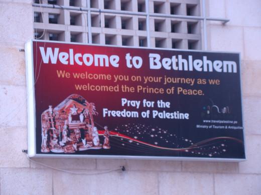 The telfriq in Jericho
