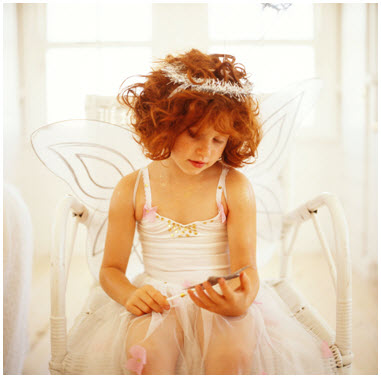 Become the caring parent to yourself or  the fairy godmother, and change some of the messages.