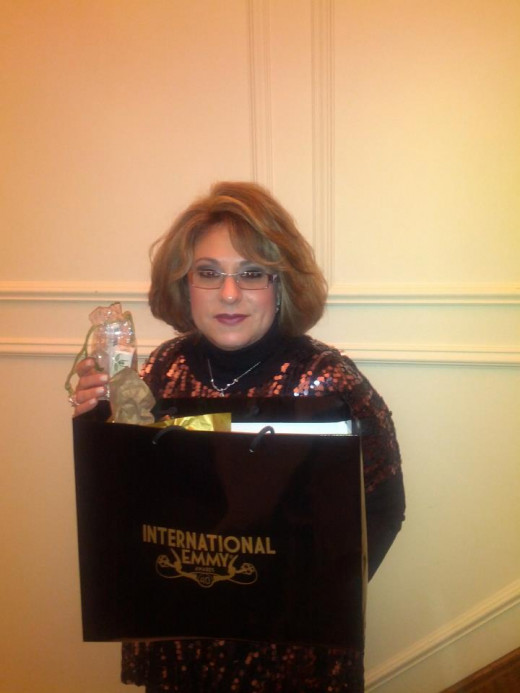 FaceFacts gift bags were a part of the 40th Anniversary  of the 2012 International Emmy Awards Gala.