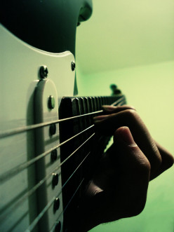 I Will Play My Guitar