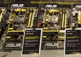 A close look at the new Asus Z87 Plus and Pro Haswell compatible 1150 motherboards.