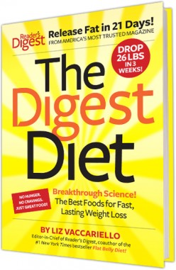 The Digest Diet Review - the First Four Days