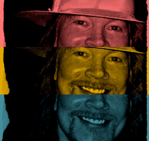 Axl Rose - Singer, songwriter with a bold personality and sensitive soul.