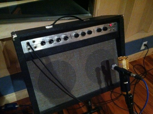 Lawson L47 with a Beyerdynamic m160