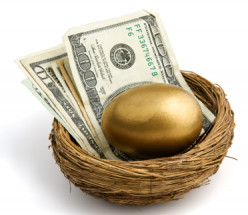 How Small Investments Can Grow Into a Large Retirement Nest Egg