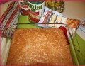 Strawberry Cobbler from a Mix Easy and Yummy!