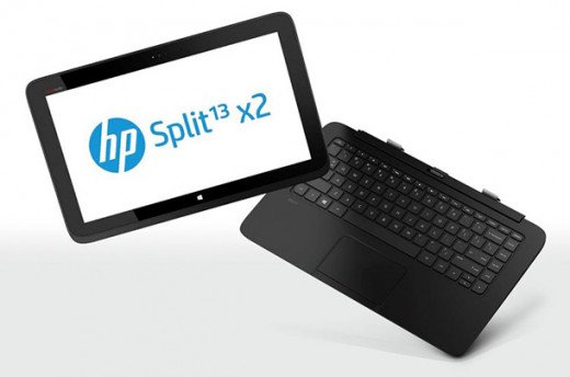 HP laptop hybrid