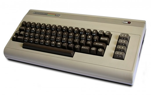 The Bullnose Commodore 64 was the machine for readers of Zzap 64