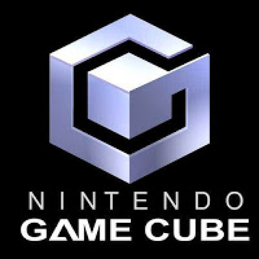 The Famous Nintendo GameCube Logo