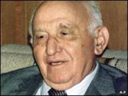 Bulgarian Communist President Todor Zhivkov