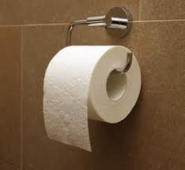 Toilet paper- Over is my preferred way. What about you?