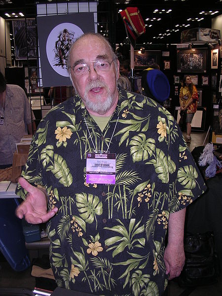 Gary Gygax, one of the two creators of Dungeons and Dragons