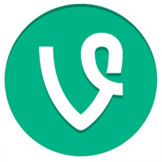 Vine for iPhone 5 logo