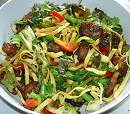 STIR FRIED VEGETABLES!