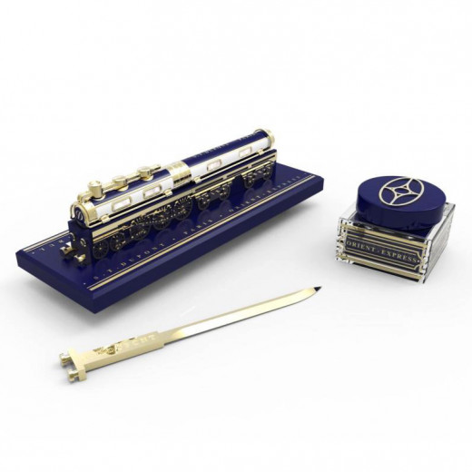 S.T. Dupont Orient Express Prestige Writing Kit