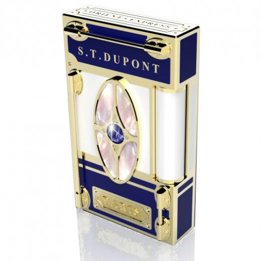 S.T. Dupont Orient Express Prestige Collection Lighter