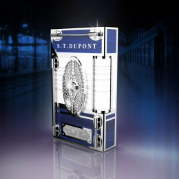 S.T. Dupont Orient Express Diamond Collection Lighter