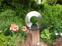 Broomhill Art Hotel sculpture garden