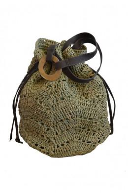 Antilles Horn Handbag by Florabella