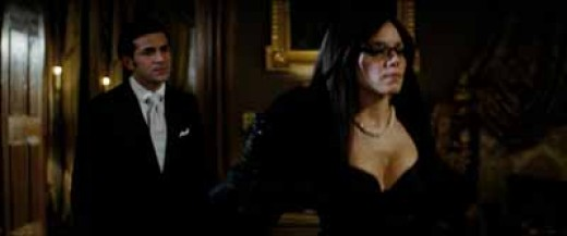 Sienna Miller as The Baroness, GI Joe Screen Cap