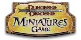 Dungeons and Dragons Miniature logo