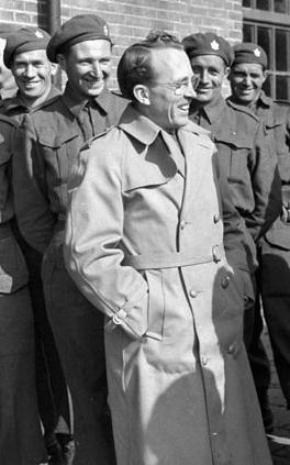Tommy Douglas in 1945