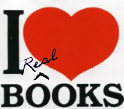 E-books? E-gad! Why I prefer paperbacks to electronic pads...