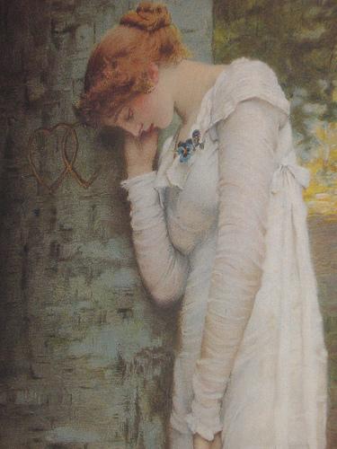 Sorrow of a Broken heart from Jo Anderson flickr.com