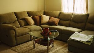 Do you have the space for a large sectional?
