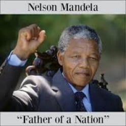 Nelson Mandela a Revolutionary Hero.