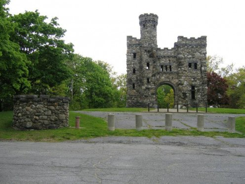 Bancroft Tower, Worcester, Massachusetts