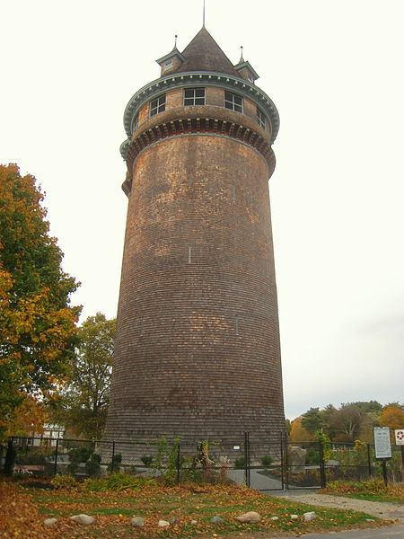 Lawson's Tower, Scituate, Massachusetts