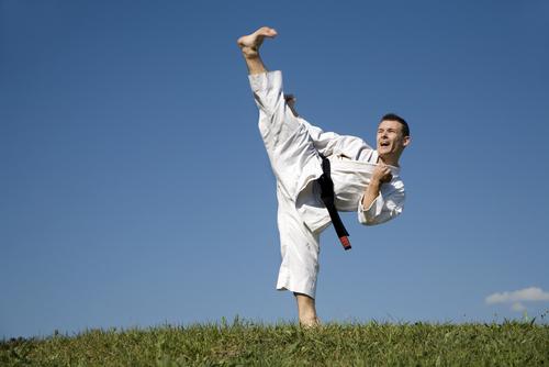 Modern Karate Practitioner