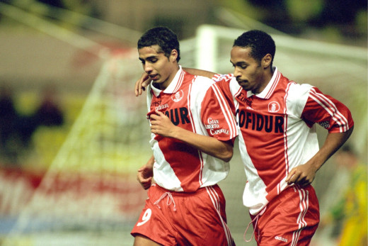 AS Monaco's golden generation: David Trezeguet & Thierry Henry