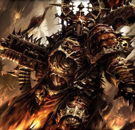 warhammer 40k chaos space marines codex 7th pdf