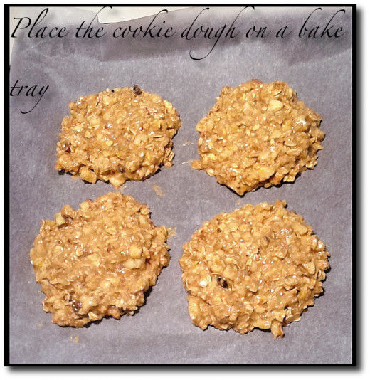 Oat Cookies To be Baked