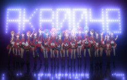 Anime Review - AKB0048
