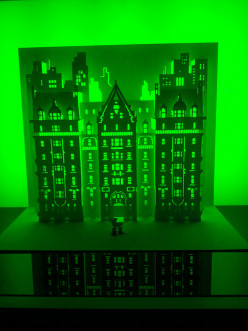 Paper Cut Horrorgami and Kirigami