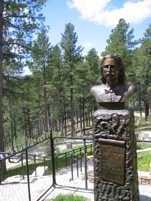 Wild Bill Hickoks Grave