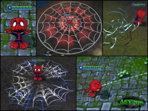 Spider Amumu