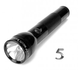 Not only does a flashlight illuminate dark hiding places, but it is also useful when working those late night shifts after the post office lights have automatically shut off.