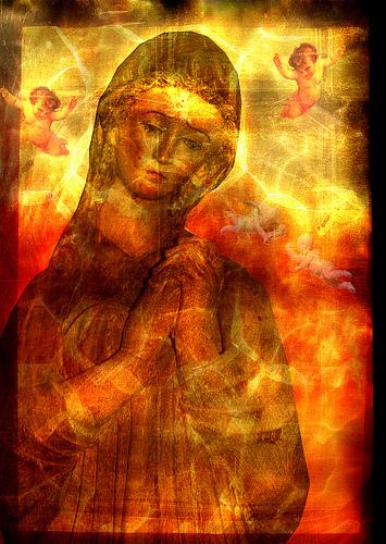 Queen of Angels from Cornelia Kopp flickr.com